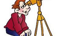 A astronomer