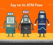 No ATM Fees from SMG Banks!