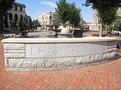 Oates Plaza