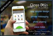 Class Dojo- New Features