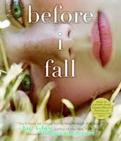 the new version of the before i fall book