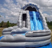 Water ride Parties for children