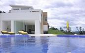 Casa modelo y condominio campestre Bambú