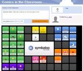 Symbaloo Mix-Comics in the Classroom