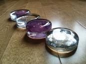 Handmade glass fermenting weights vs pickl-it dunkr
