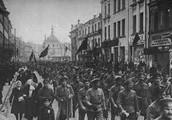 October 25th, 1917: October Revolution