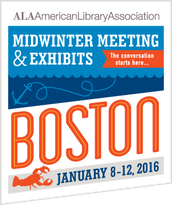 Start Your Visit to ALA Midwinter With Us!