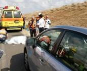 מבוא: תאונה קטלנית בכביש 6 שתי נשים נהרגו