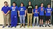 Piedmont Varsity Wrestling Team.