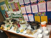Thanks to our Pillow families & PTA for organizing the staff soup potluck!