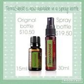 Terrashield Essential Oil Blend ~ Repellent Blend