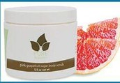 New!! Pink Grapefruit Sugar Body Scrub!