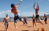 PLAY SAND VOLLEYBALL