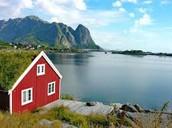Scandinavia.