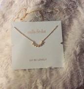 Aurora Necklace - Gold