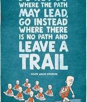 Be a Trailblazer!