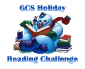 GCS Reads 20 Holiday Reading Challenge