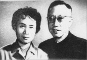 Pu Yi and his wife