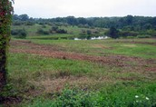 A picture of the flat land
