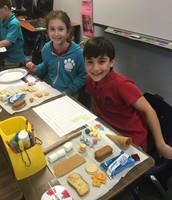 Geometric Snack Day was a blast!!
