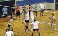 Volleyball Camp For 1st-4th Grade