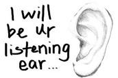 We are listening!