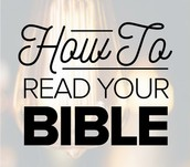 How to Read Your Bible Conference