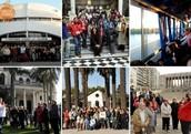 Alrededor de 5.000 vecinos participaron de acciones de turismo social en 2015