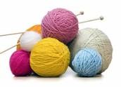 Monthly Knitting & Crochet