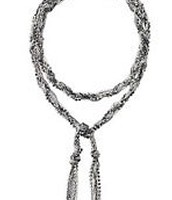 Adrienne 12-in-1 Lariat Necklace