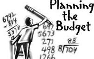 Planning a budget