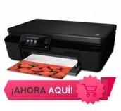 Multifuncional HP Deskjet Ink Advantage 5525 $1220
