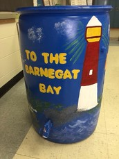 Rain Barrel Challenge Voting