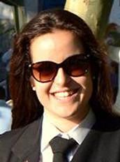 Estagiária - Catarina Garcia (22 anos)