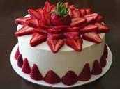 Strawberry Petal