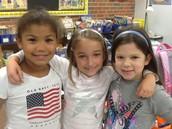 Amani, Brooklin, & Anna