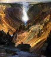 Beautiful Waterfall Scene