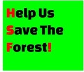 Save the forest!!!!!