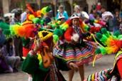 Peruvian Fiesta