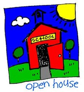 Open House      Thursday, Sept 15