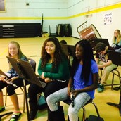 More Band Students