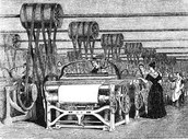 Factory processes took off during the Industrial Revolution