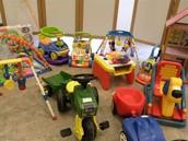 Groot speelgoed