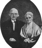 Lucretia Mott and James Mott