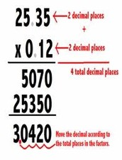 How do we multiply and divide decimals and everyday life?