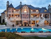 this would be my family home