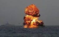 The Explosion...