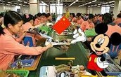 Disney's Chinese factory's