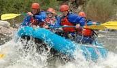 Beaver Creek Rafting