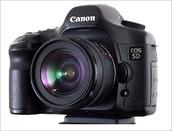 Canon EOS 5D. 2005